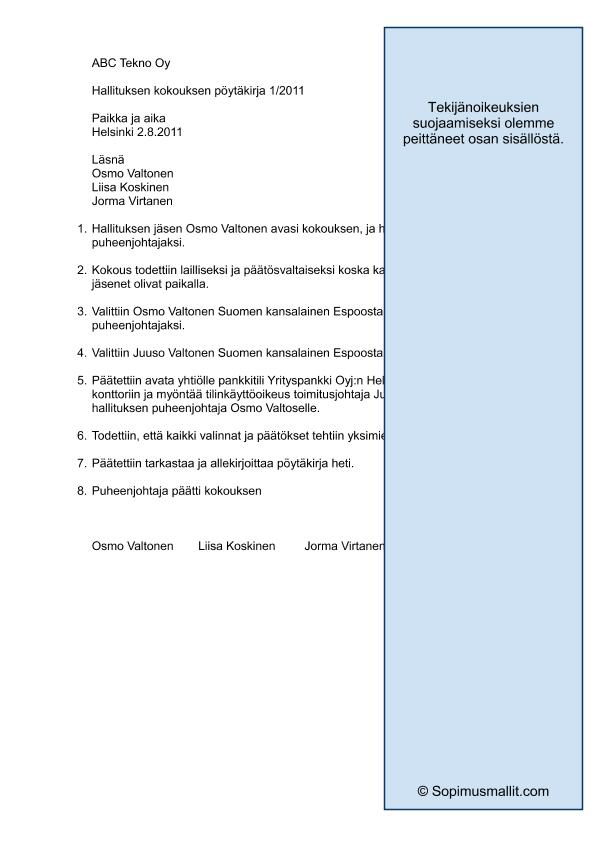 Luottamushenkilöiden yhteystiedot työpaikan ilmoitustaululle